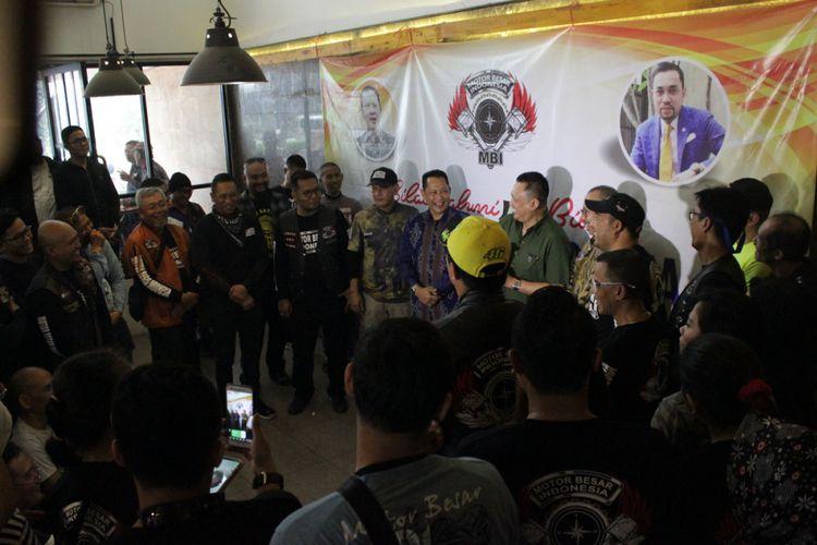 Bambang Soesatyo menjadi Dewan Pembina Motor Besar Indonesia (MBI).