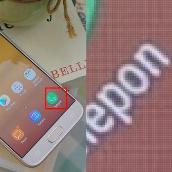 Gambar yang ditangkap sensor kamera digital terdiri dari jutaan piksel. Tiap piksel adalah persegi kecil yang menyusun keseluruhan gambar. Piksel bisa diamati secara individual apabila sebuah gambar digital di-zoom in secara ekstrim seperti pada gambar kanan yang tampak kotak-kotak (pixellated) karena terlalu diperbesar sehingga memperlihatkan susunan piksel secara jelas. Gambar di sisi kiri adalah foto digital keseluruhan dari gambar di sisi kanan. Kotak merah menandai area inset untuk gambar kanan.