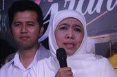 Hasil Rekapitulasi KPU, Khofifah-Emil Menangi Pilkada Jatim