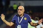 Merasa Gagal, Pelatih Timnas Malaysia Mengundurkan Diri