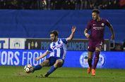 Jebol Gawang Man City, Will Grigg Top Scorer Sementara Piala FA