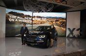 BMW X3 Resmi Dijual di Indonesia, Harga Rp 1 Miliar