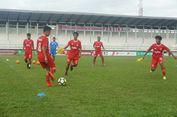 Persika Karawang Siap Tampil Prima Lawan Cilegon United