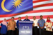 Najib Razak Membantah Tingga   lkan Malaysia