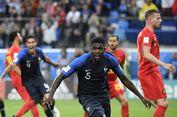 Kalahkan Belgia di Semifinal, Perancis ke Final Piala Dunia 2018
