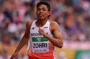 Lalu Muhammad Zohri, Debutan Pelari Pengganti yang Jadi Juara Dunia U-20
