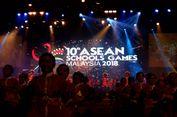 ASEAN School Games 2018 Resmi Dibuka di Malaysia