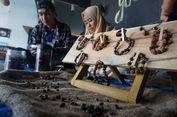 Di Banyuwangi, Kopi Dijadikan Aksesoris oleh Anggota Karang Taruna