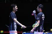 Kejuaraan Beregu Campuran Asia, Fajar/Rian Tampil pada Partai Pembuka