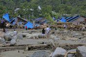 6.831 Orang Mengungsi akibat Bencana Banjir Bandang di Sentani Jayapura