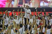 Jokowi: Ada yang Bilang, Pak Kok Kelihatannya Badannya Agak Gemuk