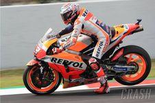 Cerita Penyelamatan Diri Marquez saat Hampir Terjatuh di Kualifikasi