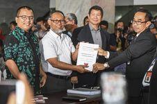 Serahkan Dokumen Gugatan Pilpres, BPN Didampingi 8 Pengacara