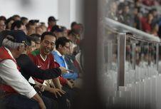Final Piala Presiden, Kartu Kuning Jokowi, dan Tim Representasi Negeri
