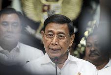 Wiranto: Penangkapan Tokoh yang Langgar Hukum Akan Terus Dilakukan, Ini Bukan Diktator
