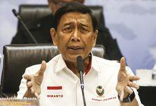 Wiranto: Ada Rencana Menduduki KPU, Bawaslu, DPR, Istana