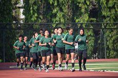 Timnas Putri Indonesia Optimistis Hadapi Myanmar
