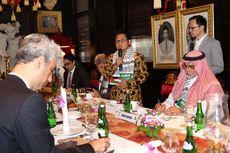 Bahas Palestina, Cak Imin Bertemu dengan Dubes Negara Arab
