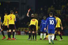 Dapat Kartu Merah Keempat, Chelsea Musim Ini Sangat Kontras