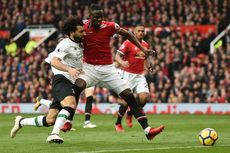 Mohamed Salah Sindir Balik Young Seusai MU Tersisih di Liga Champions