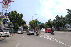 Jadi Titik Kemacetan, Pembatas Jalur Cepat-Lambat Jalan Pramuka Diminta Dibongkar