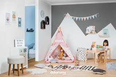 5 Cara Mudah Wujudkan Ruang Ideal untuk Bermain Anak