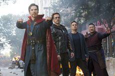 Iron Man dan Doctor Strange Bentrok di Avengers: Infinity War
