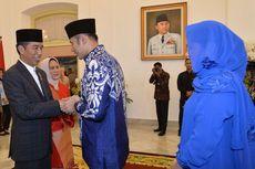 AHY Senang Lebaran Tahun Ini Bisa Bersilaturahim Lagi dengan Jokowi