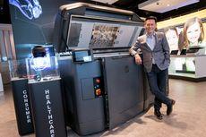 Akhir 2018, HP Pasarkan Printer 3D di Indonesia