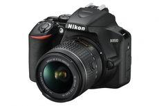 Nikon Rilis Kamera DSLR Teringan D3500