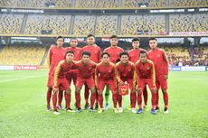 Jadwal Piala Asia U-16, Malam Ini Timnas U-16 Indonesia Vs Vietnam