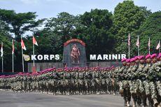 KSAL Komitmen Terus Tingkatkan Kemampuan Tempur Korps Marinir