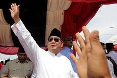 Jubir: Saat Berpasangan dengan Megawati, Prabowo Tak Dituduh Pelanggar HAM