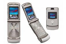 Ponsel Lipat Legendaris Motorola Razr Akan Dirilis Ulang?
