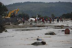 Pengungsi Bencana Banjir Bandang di Jayapura Capai 9.580 Orang