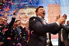 Berawal dari Akting sebagai Presiden, Komedian Ukraina Ini Jadi Presiden Betulan