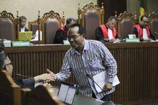 Jadi Terdakwa Korupsi, Anggota DPRD Sumut Minta Maaf ke Anaknya yang Tak Lanjut Kuliah