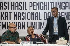 KPU: Harusnya Lembaga Survei Serahkan Laporan Sumber Dana Tanpa Diminta