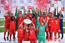 Hasil Bundesliga, Gelar Ke-29 Bayern Muenchen