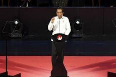 Pidato Jokowi Tak Singgung HAM dan Pemberantasan Korupsi, Ini Kata TKN