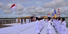 Upacara Peringatan Kemerdekaan RI di Sebatik Pecahkan Rekor Muri