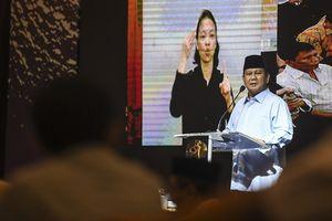 Wiranto Tantang Prabowo Pertaruhkan Rumah soal Pernyataan Indonesia Punah