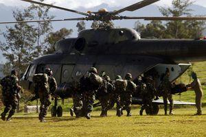 TNI: Tak Ada Pengeboman di Nduga, Berita Itu Bohong