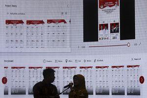 Elektabilitas Parpol Menurut Survei Terbaru Tiga Lembaga