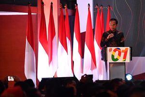 Jokowi Bersyukur Ada Survei yang Tak Menguntungkan, Ini Sebabnya...