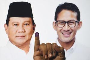Prabowo: Pihak Paslon 02 Akan Lakukan Upaya Hukum Sesuai Konstitusi