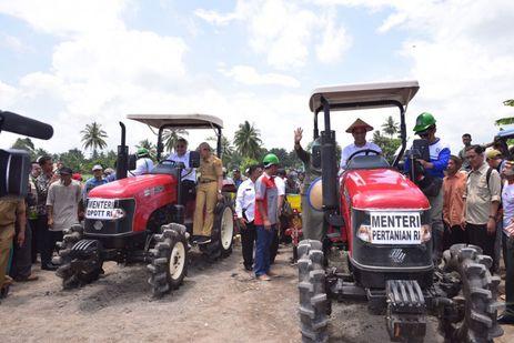 Bawa Dunia Usaha Masuk Desa, Mendes PDTT dan Mentan Bersinergi