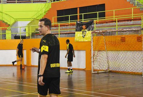 Legenda Dortmund, Joerg Heinrich, Terkesan Saat Sambangi Indonesia