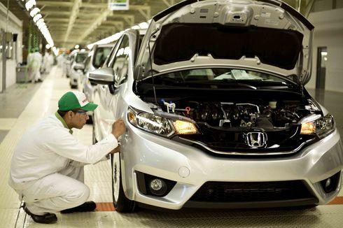 Honda Sebut Ekspor Komponen Lebih Efektif