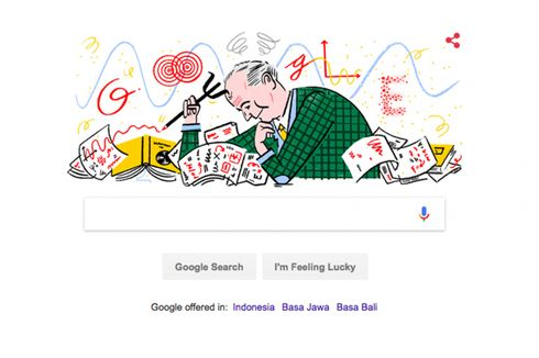 Siapa Max Born yang Jadi Google Doodle Hari Ini?